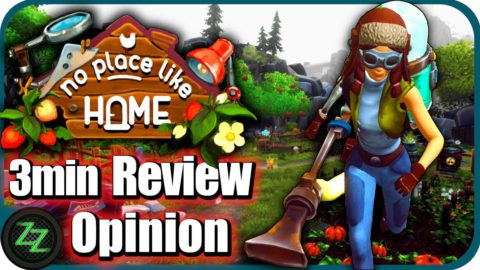 No Place Like Home Review - Test Opinion and Conclusion - Meinung und Fazit