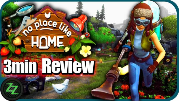 No Place Like Home Game Kurz-Review - Test - Rette die Welt vom Müll
