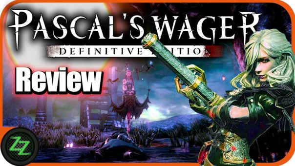 Pascal's Wager Definitive Edition - Review - Soulslike RPG im Test - Title - Cover