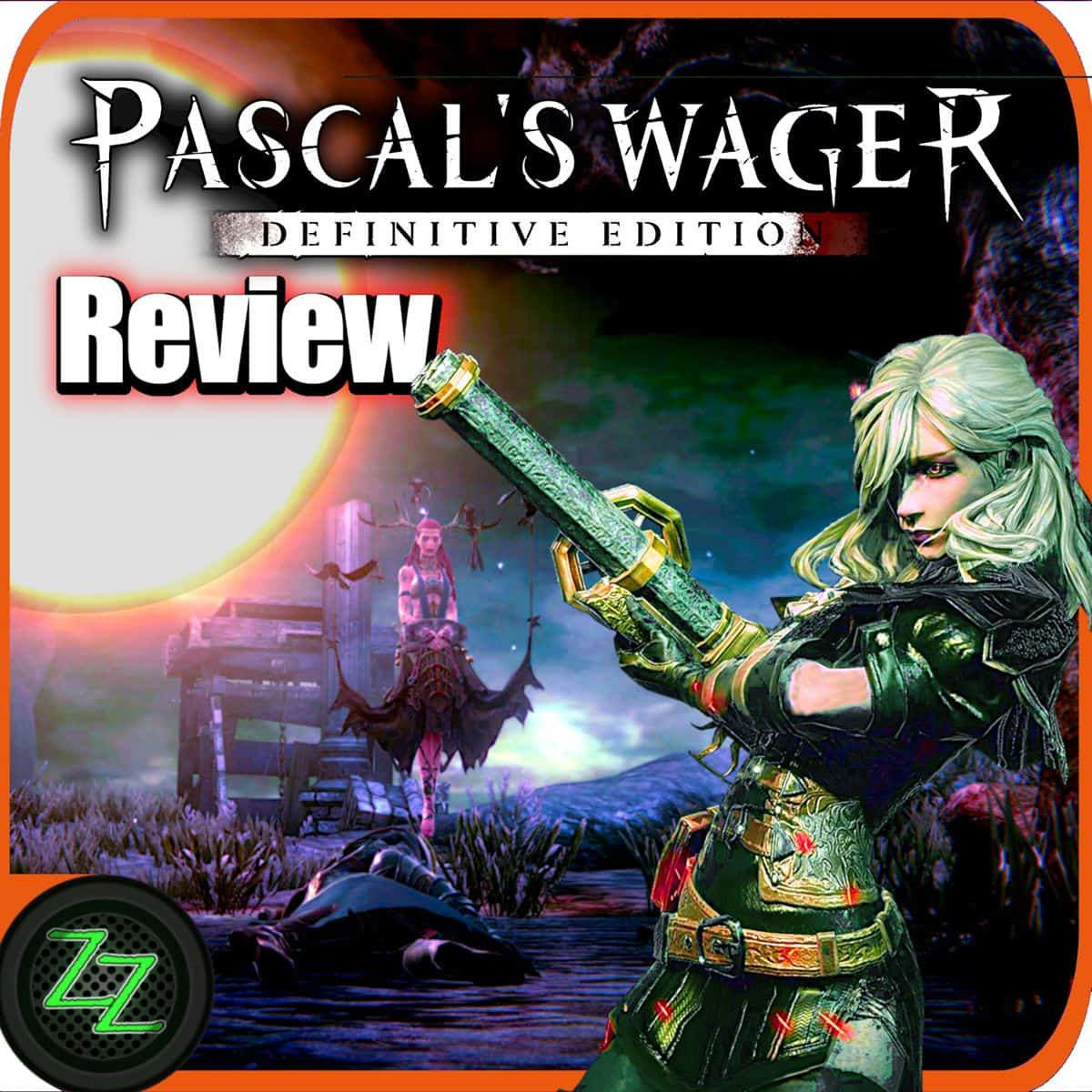 Pascal's Wager Definitive Edition - Review - Soulslike RPG im Test - Title - Cover q