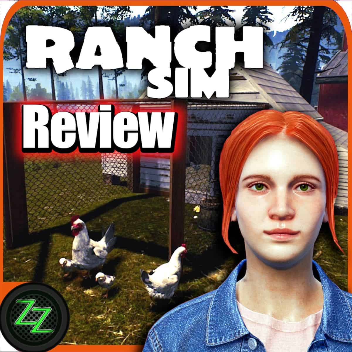 Ranch Simulator Review Deutsch - Der Hinterwäldler Bauernhof im Test q