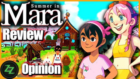 Summer In Mara Review - Test - relaxed Survival Adenture im Anime Style 07 Opinion and Conclusion - Meinung und Fazit