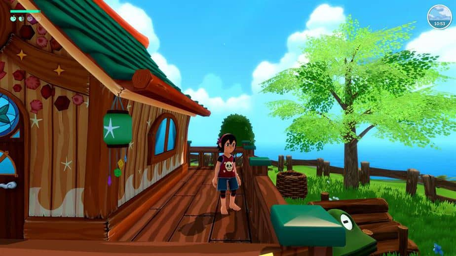 Summer In Mara Review - Test - relaxed Survival Adenture im Anime Style - Gameplay Screenshot 02