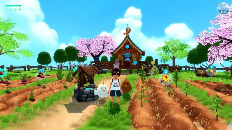 Summer In Mara Review - Test - relaxed Survival Adenture im Anime Style - Gameplay Screenshot 06