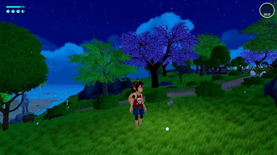 Summer In Mara Review - Test - relaxed Survival Adenture im Anime Style - Gameplay Screenshot 10