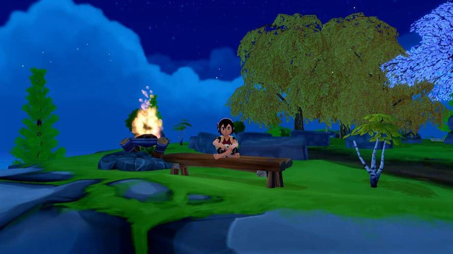 Summer In Mara Review - Test - relaxed Survival Adenture im Anime Style - Gameplay Screenshot 11