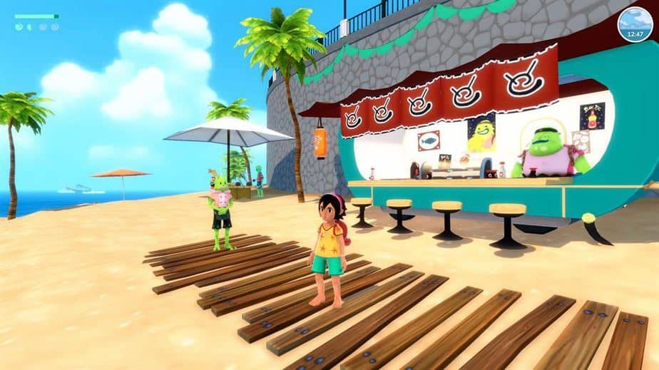 Summer In Mara Review - Test - relaxed Survival Adenture im Anime Style - Gameplay Screenshot 15