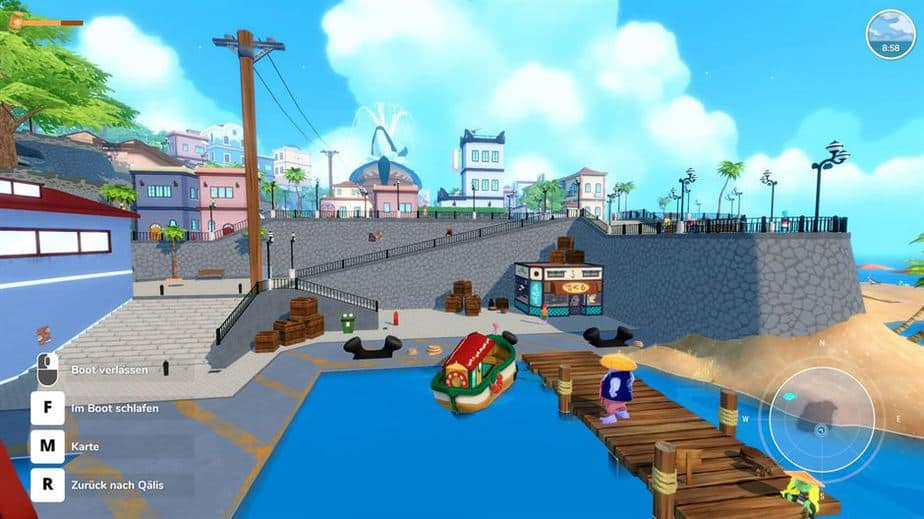 Summer In Mara Review - Test - relaxed Survival Adenture im Anime Style - Gameplay Screenshot 20