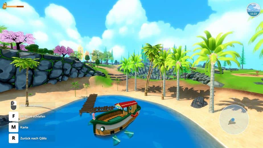 Summer In Mara Review - Test - relaxed Survival Adenture im Anime Style - Gameplay Screenshot 21