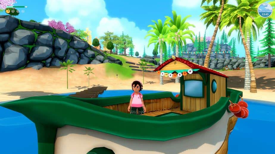 Summer In Mara Review - Test - relaxed Survival Adenture im Anime Style - Gameplay Screenshot 22