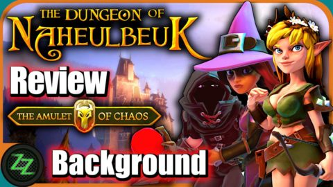 The Dungeon of Naheulbeuk Review Hintergrund