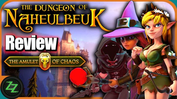 The Dungeon of Naheulbeuk Review - Test des Runden-Taktik RPG mit Humor