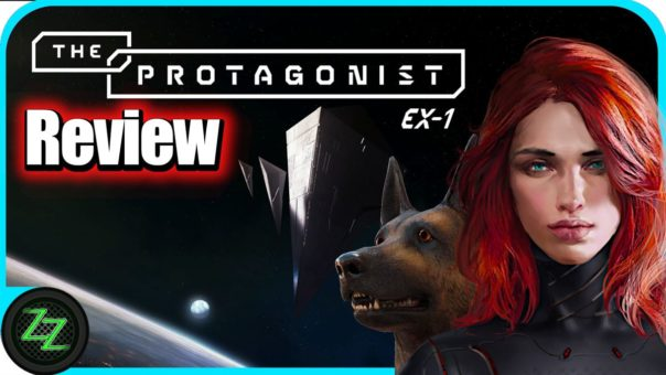 The Protagonist Ex-1 Review - Test - Sci-Fi RPG im Alien-Raumschiff [German, many subtitles]