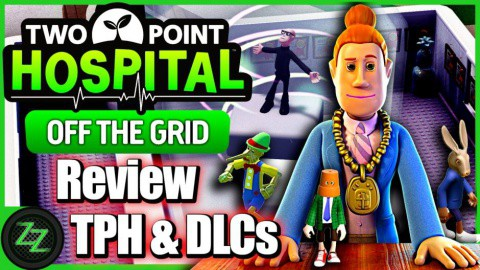 Two Point Hospital Off the Grid DLC Review TPH und DLCs - Allgemein