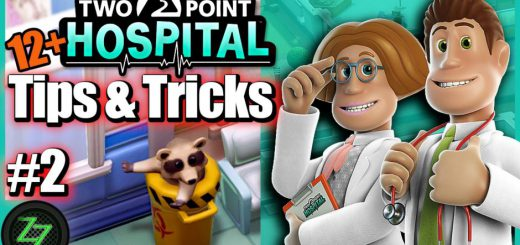 Two Point Hospital Tipps & Tricks Vol. #2 (German, many subtitles)