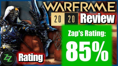 Warframe 2020 Review&Test des Free2Play Koop MMO-7 Jahre, nicht Langweilig(German, many subtitles) 11b Rating - Wertung - 85 percent rating with numbers