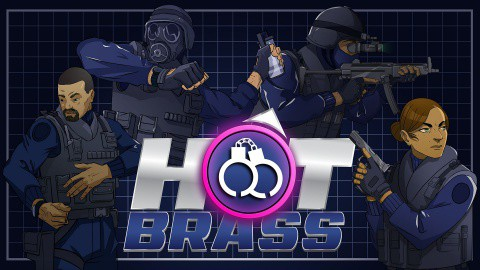 Zaps Indie Game News ZIGN #01 Legends of Keepers,Withstand,Rescue HQ DLC - Hot Brass Cover