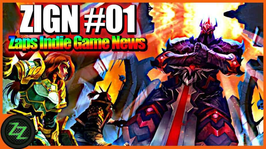 Zaps Indie Game News ZIGN #01 Legends of Keepers, Withstand, Rescue HQ DLC, Endzone, Colony Siege, Conglomerate 451