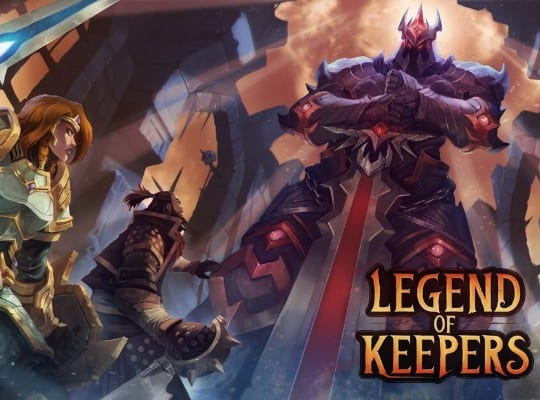Zaps Indie Game News ZIGN #01 Legends of Keepers,Withstand,Rescue HQ DLC - Legend of Keepers Cover