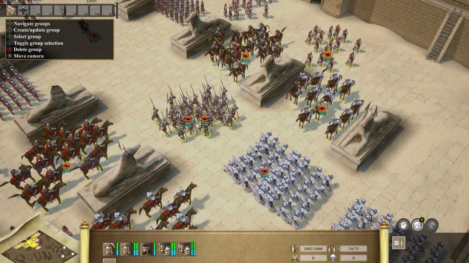 praetorians hd remaster - taktische kämpfe - Wir erobern Rom für uns