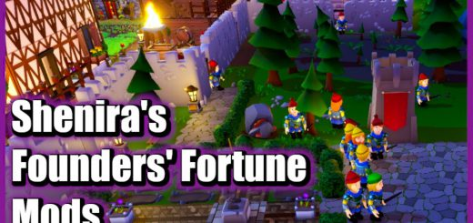 sheniras founders fortune mods