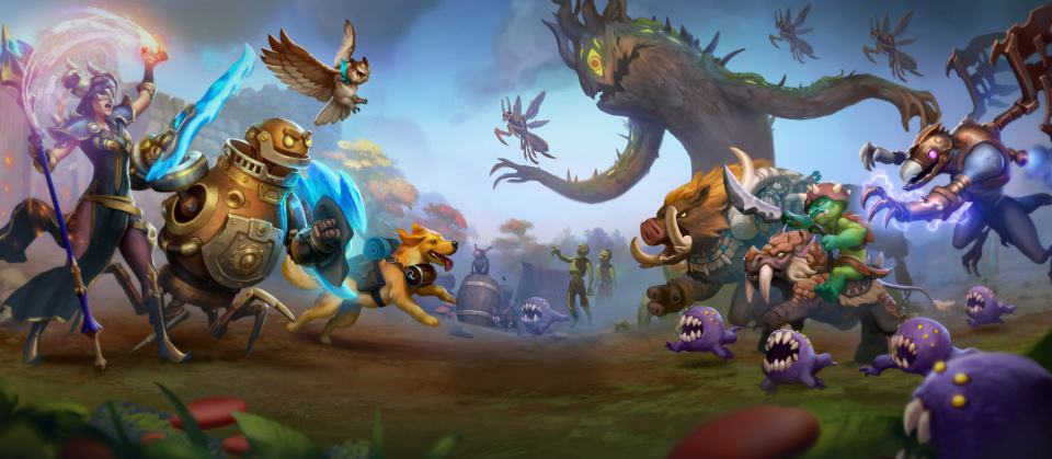 Torchlight Frontiers now becomes Torchlight 3 | Gaming News